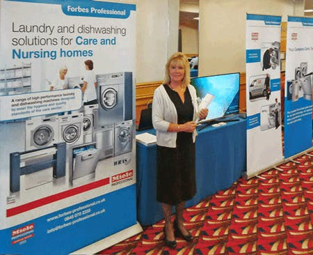 Forbes Professional Welcomes Care Providers at the Caring UK Conference and Exhibition