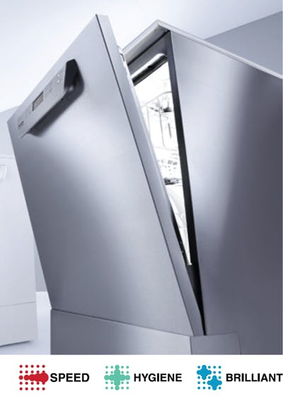 Miele launch their latest range of dishwashers