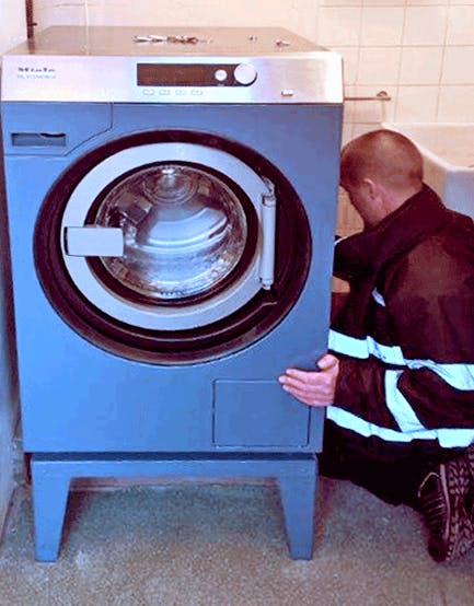 Forbes Professional Provides a WRAS Compliant Laundry Solution to Petersfield Veterinary Practice