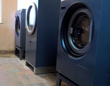 Busy Welsh Motel Trusts Forbes and Miele for Rental Laundry and Warewashing Equipment