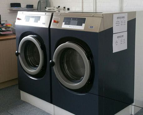 Forbes Professional Helps Plan, Design and Equip a New Commercial Launderette