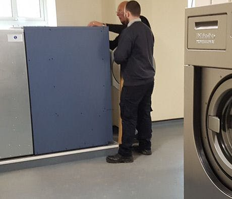 A New Build Care Home Chooses Miele Professional's Dryers and Saves up to 60% on Energy Costs.