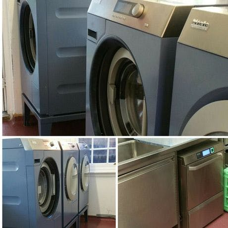 Forbes Professional Provides Miele Laundry and Dishwashing Solution for Care Home in Scotland