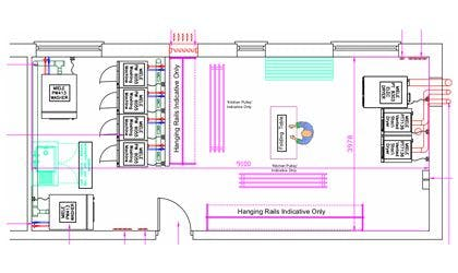 A Complete Laundry Solution, from CAD Designs to Maintenance