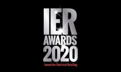 IER (Innovative Electrical Retailing) 2020 awards logo