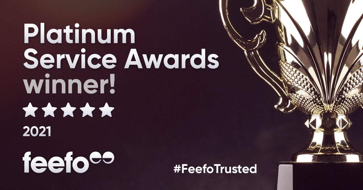 Forbes maintains Feefo's most prestigious  seal of approval for another year.