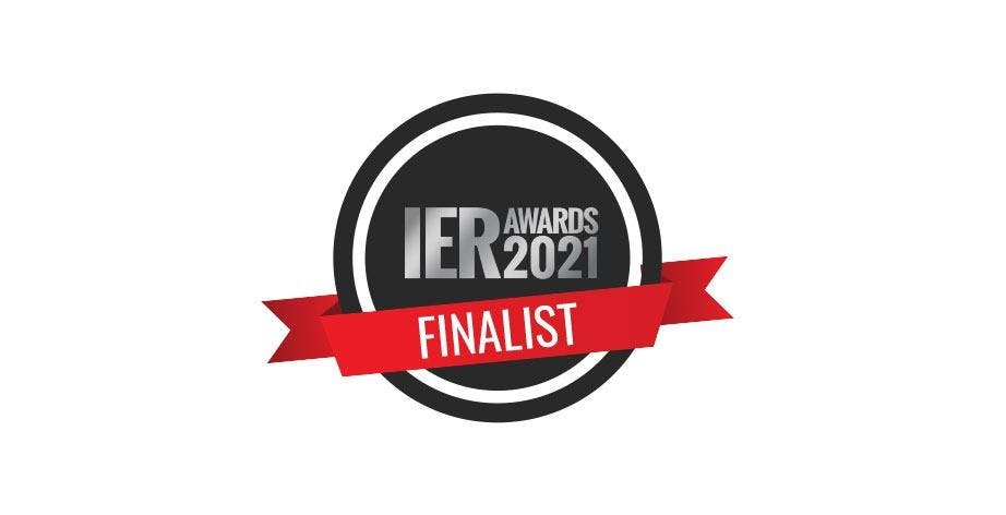 Forbes is thrilled to be shortlisted for two prestigious IER awards.