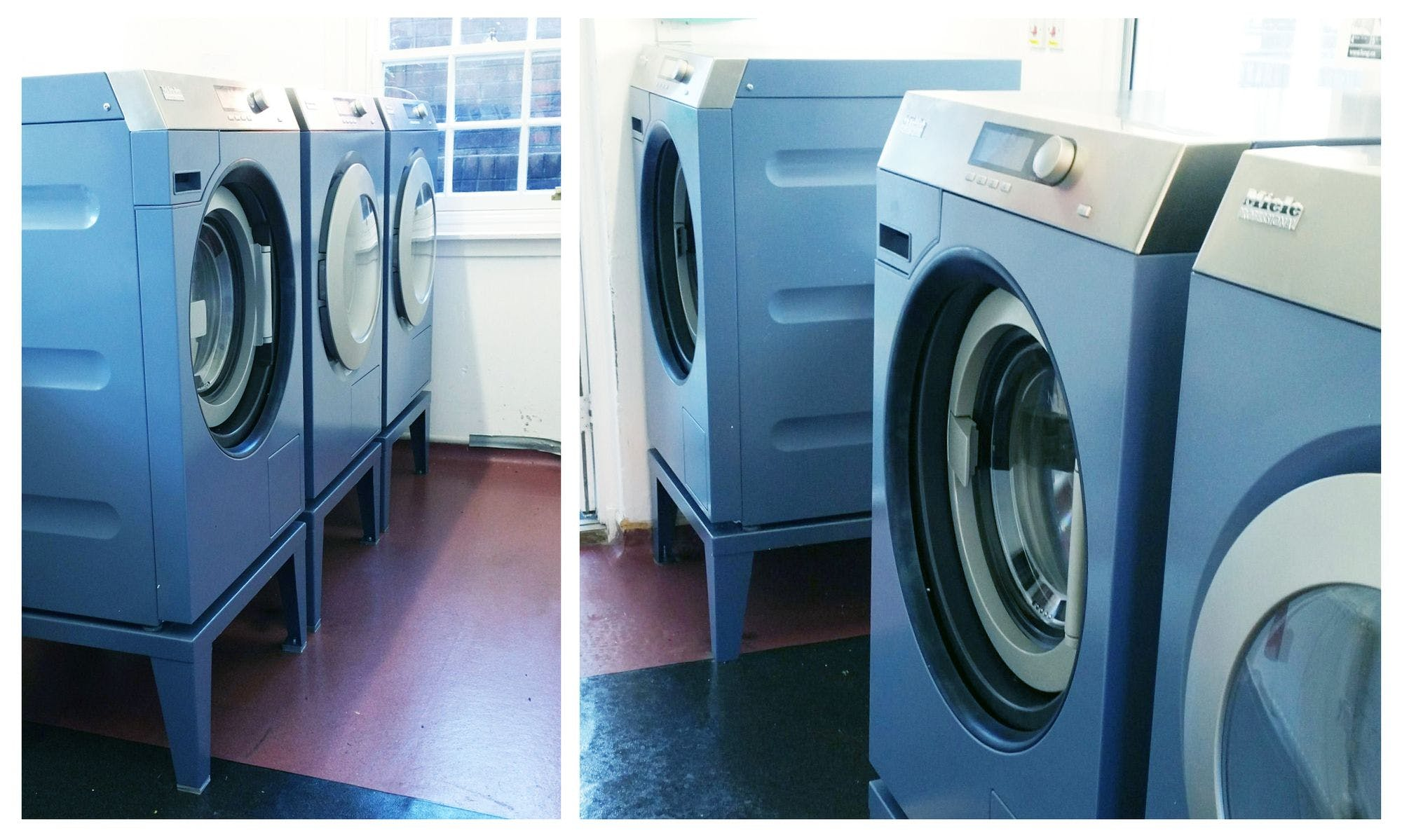 Laundry is critical as Covid-19 survives on healthcare uniforms for up to three days.