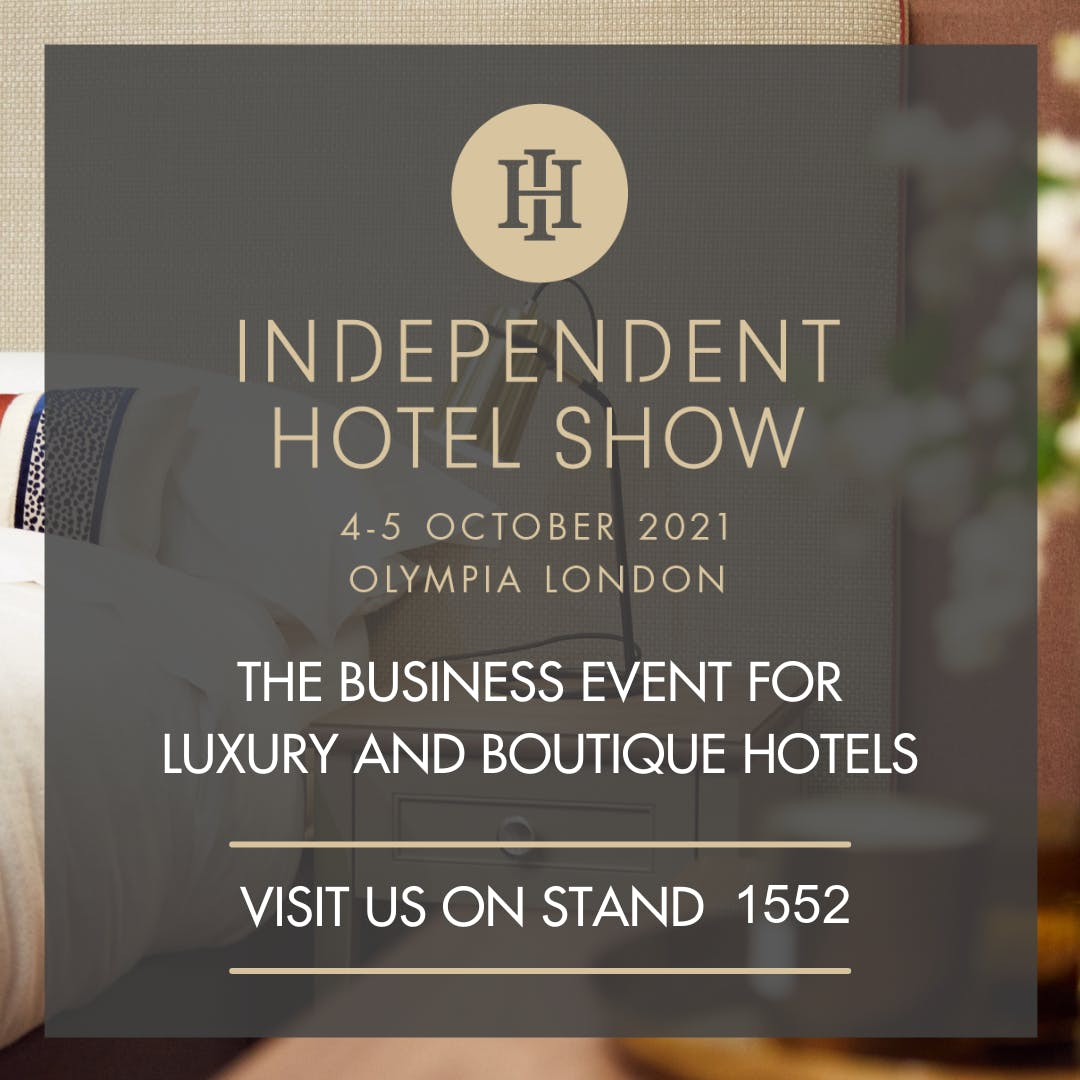 Forbes Professional is excited to return to The Independent Hotel Show.